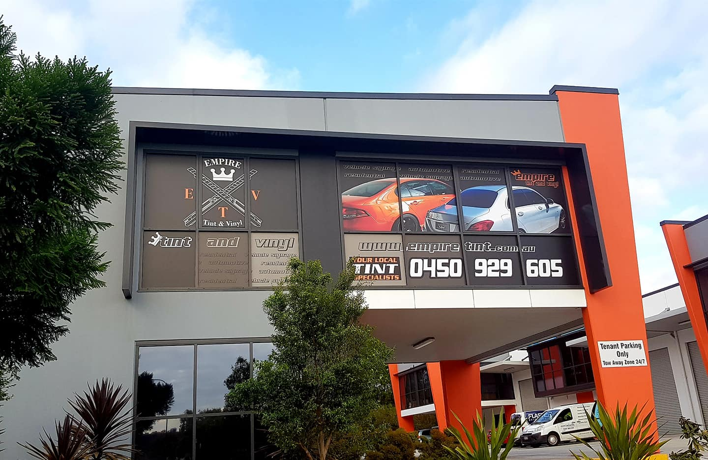 Building Signs - North Lakes Signs