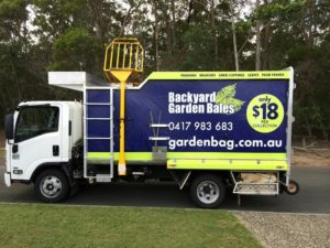 Truck Signs - North Lakes Signs