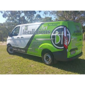 Van Signs - North Lakes Signs