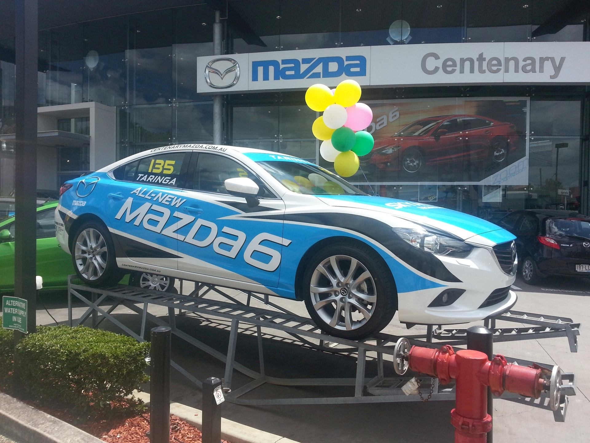 Car Wraps Brisbane