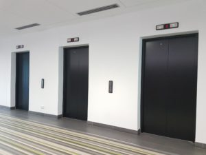 Vinyl Wraps Lift Doors - North Lakes Signs