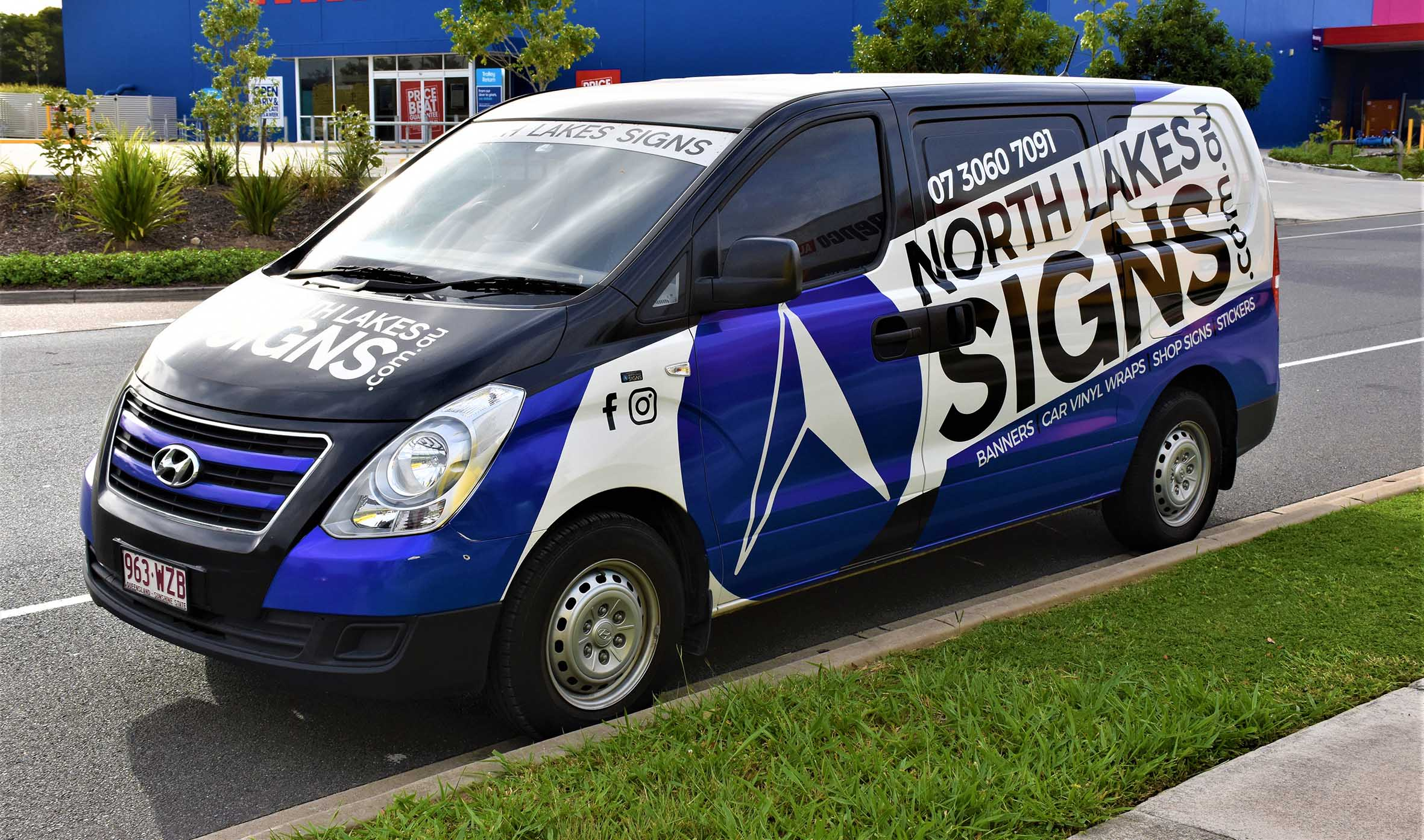Van Sign Wrapping Guide
